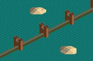 Barony Bridge RCT1