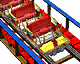 Wooden Coaster RCT3 Icon