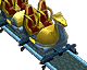 Sea Serpent Shuttle RCT3 Icon