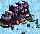 Rock Band Tour Bus