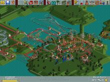 Sunny Swamps RCT 2