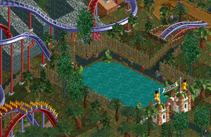 Gameplay RCT1