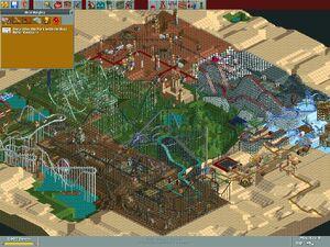 Arid Heights/Scenario Guide | RollerCoaster Tycoon | FANDOM powered
