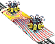 Half-Pipe Coaster RCT3 Icon