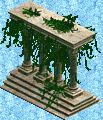 Roman Palace Straight Piece 4