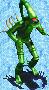 Animatronic Evil Alien 1