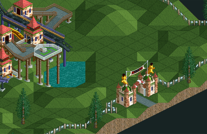 Tiny Towers | RollerCoaster Tycoon | FANDOM powered by Wikia