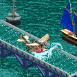 Flying Boat Ride RCT2 Icon