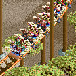 Ostrich Ride RCT2 Icon