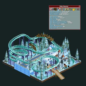 Micro Polar Coaster