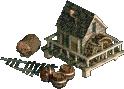 Mine hut 1