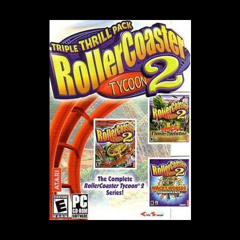 Triple Thrill box art