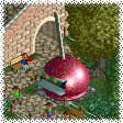 Candy Apple Stall RCT1 Icon