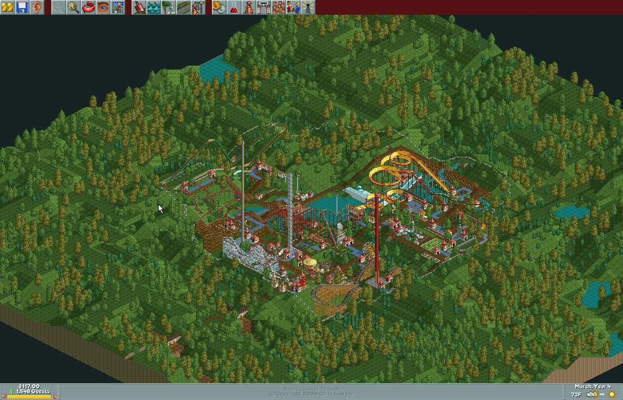 Pickle Park/Scenario Guide | RollerCoaster Tycoon | FANDOM