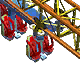 Inverted Impulse Coaster RCT3 Icon
