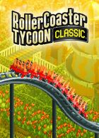 RollerCoaster Tycoon Classic Cover Art