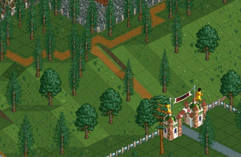 Mega Park | RollerCoaster Tycoon | FANDOM powered by Wikia