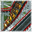 Articulated Roller Coaster RCT1 Icon