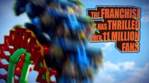 RollerCoaster Tycoon 3D Teaser Trailer
