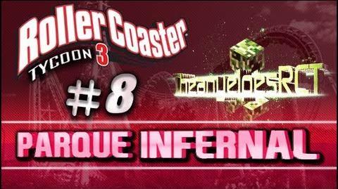 """RCT3 - """"El parque infernal"""" - Cap"""