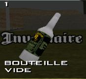 65 - bouteille vide