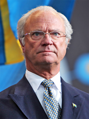 File:King Carl XVI Gustaf at National Day 2009 Cropped.png