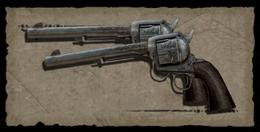 Fondo revolveres x2