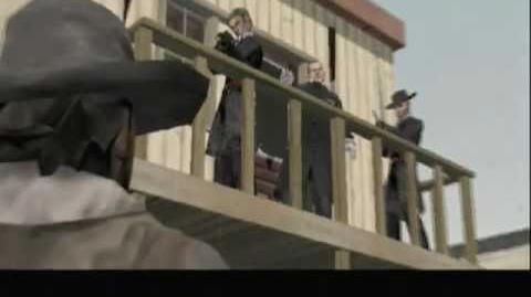 Battle Finale cazarrecompensas Red Dead Revolver
