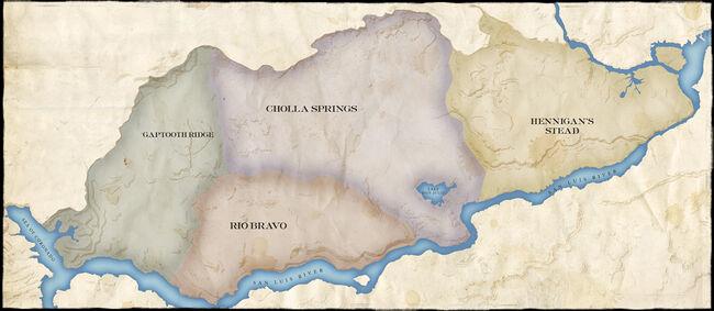 Mapa NewAustin