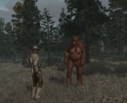 John y bigfoot