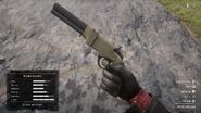Pistola Volcanic 4