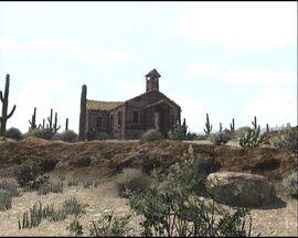 Iglesia de Armadillo