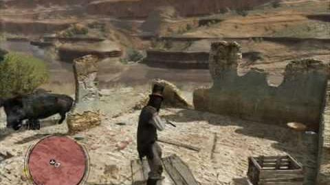 Red dead redemptiom.GORDO,el jabali legendarioFULL HD