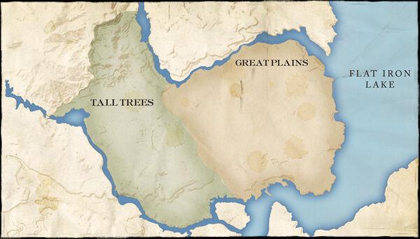 Map westelizabeth