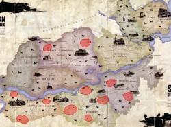 Mapa de Ubicación Armadillo
