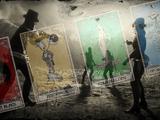 Sistema de cartas en Red Dead Online