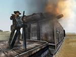 Red-dead-revolver-Ametralladora Gatling