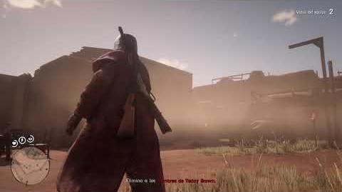 Matalos a todos uno a uno Red Dead Online