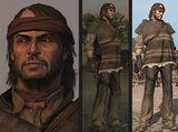 Atuendos de Red Dead Redemption