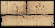 Oro azteca-Mapa completo