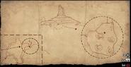 Oro azteca-Trozo mapa-3