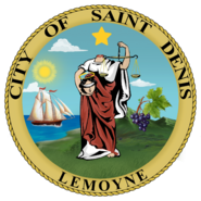SaintDenis jacksaphed Logo
