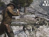 Caza en Red Dead Redemption