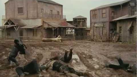 What's in Django's coffin? *spoiler*