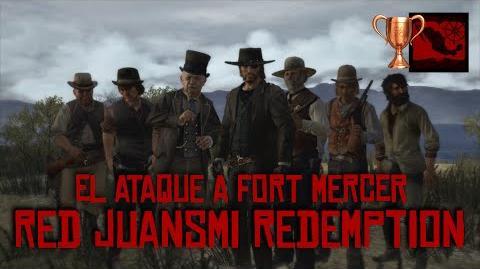 Red Dead Redemption El ataque a Fort Mercer