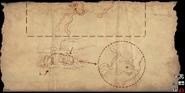 Oro azteca-Trozo mapa-2