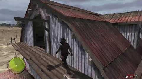 RDR Undead Nightmare Orgullo paternal