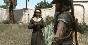 Madre Superiora Calderón-Red Dead Redemption