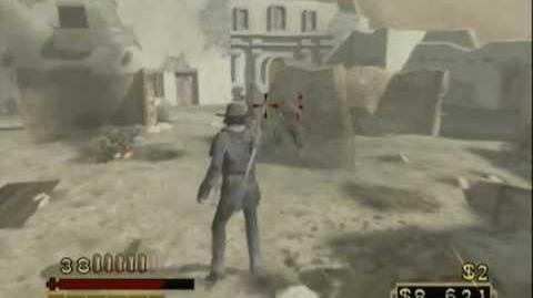 Fort Diego Cazarrecompensas Red Dead Revolver