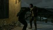 Reyes libera a John Los cobardes mueren varias veces